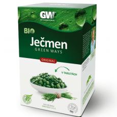 BIO Ječmen GW tablety 210 g